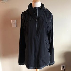 Lululemon Zip-up // Rain Jacket